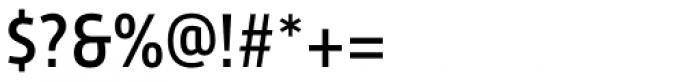 Gesta Condensed Medium Font OTHER CHARS