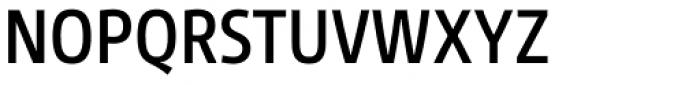 Gesta Condensed Medium Font UPPERCASE