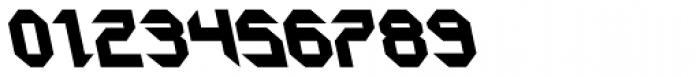GetaRobo Closed AItalic Font OTHER CHARS