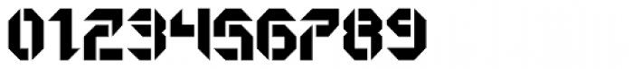 GetaRobo Open Font OTHER CHARS