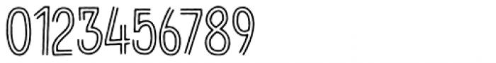 Gevinst Twoline Font OTHER CHARS