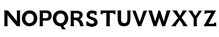 GFS Neohellenic Bold Font UPPERCASE