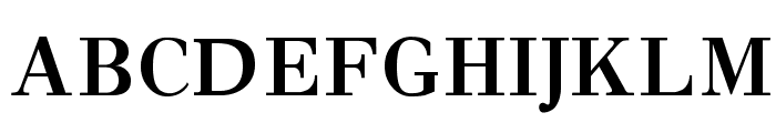 GFSDidot-Bold Font UPPERCASE