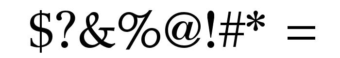 GFSDidot-Regular Font OTHER CHARS
