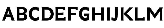 GFSNeohellenic-Bold Font UPPERCASE