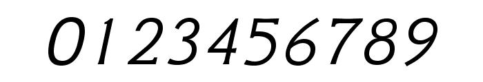 GFSNeohellenic-Italic Font OTHER CHARS