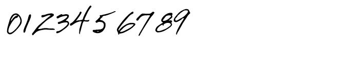 GFY Michael Regular Font OTHER CHARS