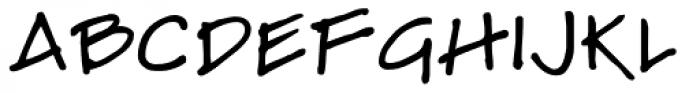 GFY Artie Font UPPERCASE