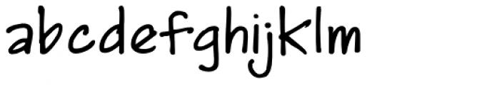 GFY Artie Font LOWERCASE