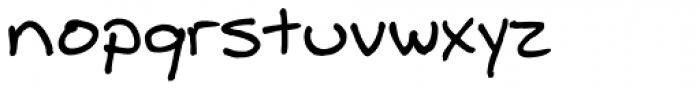 GFY Butcher Font LOWERCASE