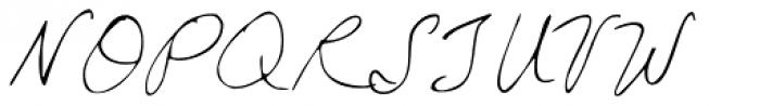 GFY Carmela Font UPPERCASE