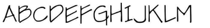 GFY Finn Font UPPERCASE
