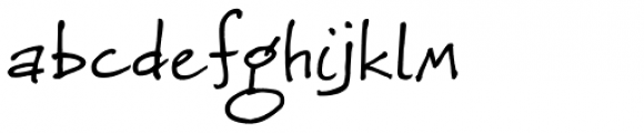 GFY Furio Font LOWERCASE