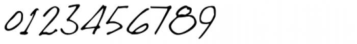 GFY Jacks Blue Print Font OTHER CHARS