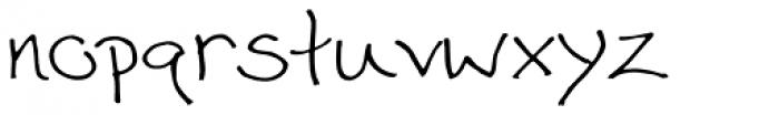 GFY Kimberly Font LOWERCASE