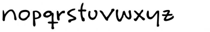 GFY Syl Font LOWERCASE