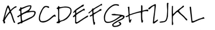 GFY Vito Font UPPERCASE