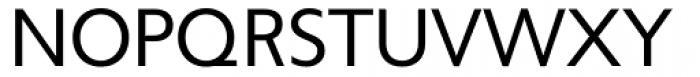 Gf H2O Sans Roman Font UPPERCASE