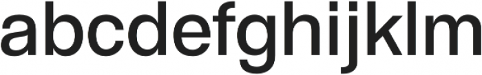 GGX88 Book otf (400) Font LOWERCASE