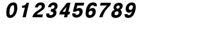 GGX88 Bold Italic Font OTHER CHARS
