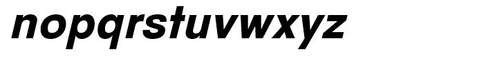 GGX88 Bold Italic Font LOWERCASE