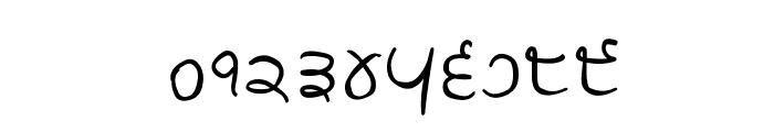 GHW Dukandar Font OTHER CHARS