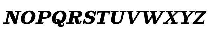 Ghostlight Bold Italic Font UPPERCASE