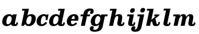 Ghostlight Bold Italic Font LOWERCASE