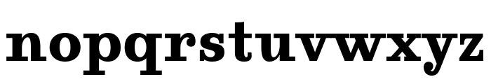 Ghostlight Bold Font LOWERCASE