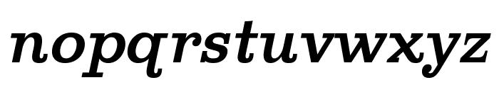Ghostlight Italic Font LOWERCASE