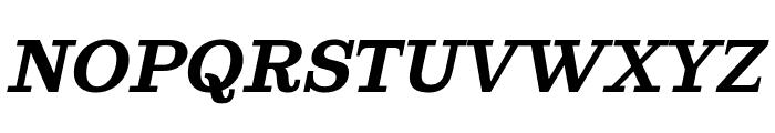 Ghostlight Semibold Italic Font UPPERCASE