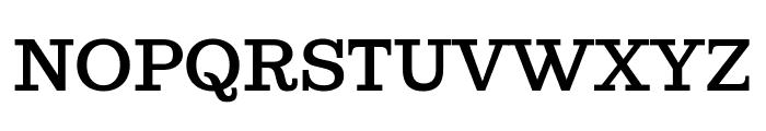 Ghostlight-Semilight Font UPPERCASE