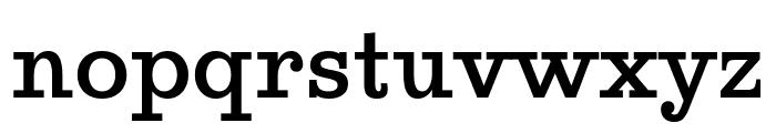 Ghostlight-Semilight Font LOWERCASE