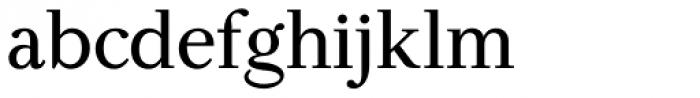 GHEA Aragast Medium Font LOWERCASE