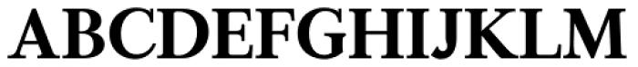 GHEA Aspet Bold Font UPPERCASE