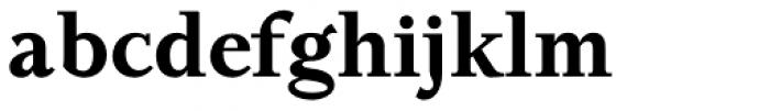 GHEA Aspet Bold Font LOWERCASE