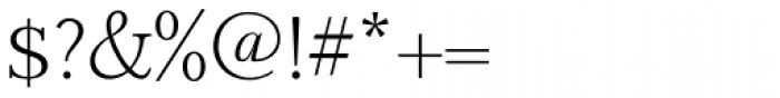 GHEA Aspet Light Font OTHER CHARS