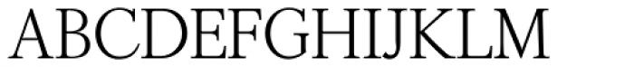 GHEA Aspet Light Font UPPERCASE