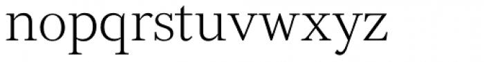 GHEA Aspet Light Font LOWERCASE