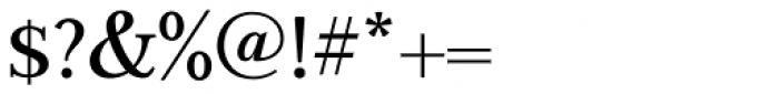 GHEA Aspet Medium Font OTHER CHARS