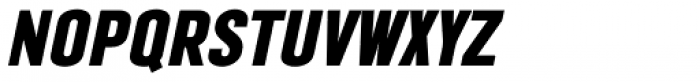 GHEA Dvin Bold Italic Font UPPERCASE