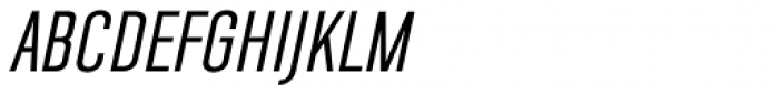 GHEA Dvin Light Italic Font UPPERCASE