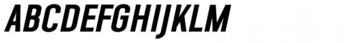 GHEA Dvin Medium Italic Font UPPERCASE