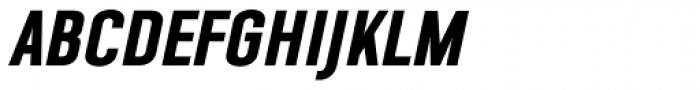 GHEA Dvin SemiBold Italic Font UPPERCASE