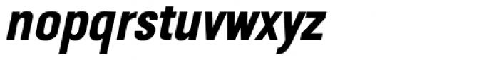 GHEA Dvin SemiBold Italic Font LOWERCASE
