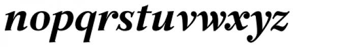 GHEA Gohar Bold Italic Font LOWERCASE