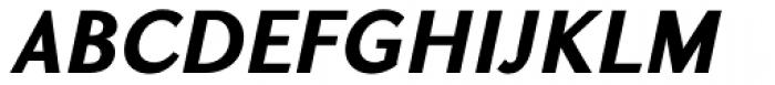 GHEA Koryun Bold Italic Font UPPERCASE