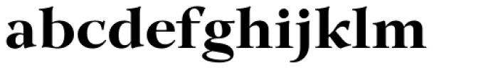 GHEA Lilit Bold Font LOWERCASE