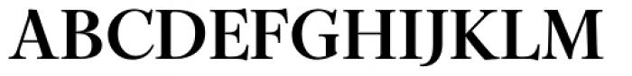 GHEA Lilit Demi Bold Font UPPERCASE