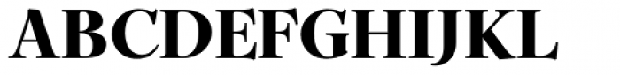GHEA Lilit ExtraBold Font UPPERCASE